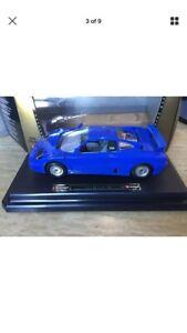 Bburago Bugatti EB 110 (1991) Diecast 1:24