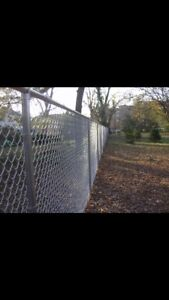 Wanted used/new 5' chain link fencing, top rail, and fittings