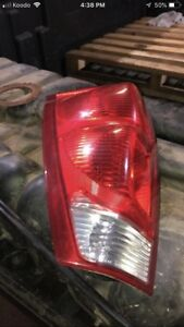 Tail light 2002 Avalanche