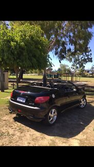 2003 Peugeot 206 luxury convertible low kilometers  Balcatta Stirling Area Preview