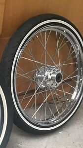 Harley Davidson softail front wheel Chelsea Heights Kingston Area Preview
