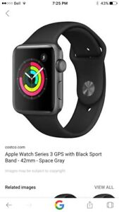 looking for apple watch 3
