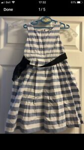 Girls size 5 dresses- Carters & Old Navy
