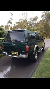 Hilux tub plus canopy Marmong Point Lake Macquarie Area Preview