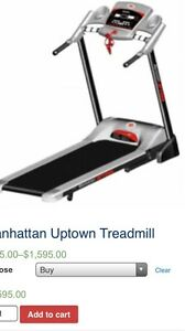 Uptown treadmill brand new Rankin Park Newcastle Area Preview