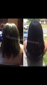 HAIR EXTENSIONS! Mobile service available!  Cambridge Kitchener Area image 6