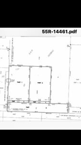 2 Large building lots Mountain Road