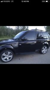 2010 Range Rover sport supercharged immaculate condition