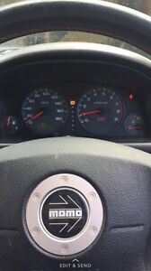 2001 Subaru Forester sti
