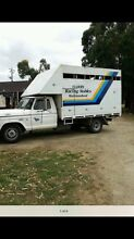 Ford F100 Koroit Moyne Area Preview