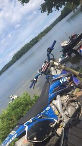 2007 yz250f need gone