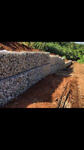 Gabion Baskets for Retaining Wall