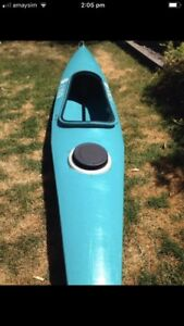 Finn single kayak