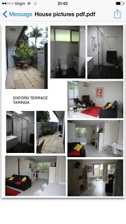 2 bedroom fully furnished unit in Taringa for rent Taringa Brisbane South West Preview