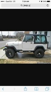 Looking for Cheep Jeep YJ or TJ under $5k