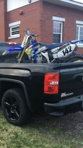 2008 yz450f have papers needs nothing