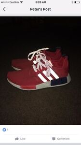 Nmd R1 size 8 womans