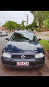 2002 VW GOLF 3month REGO Townsville City Preview