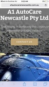 AUTOMOTIVE DETAILING from $60 per car in Newcastle CBD Adamstown Newcastle Area Preview