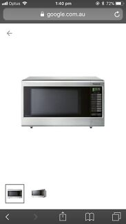 Panasonic 1100w Inverter Genius Microwave