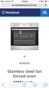 Westinghouse Electric oven Toodyay Toodyay Area Preview