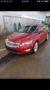 2010 FORD TAURUS SHO LOW KN FULKY LOAD 370 hp awd