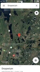 Cabin land lease for sale