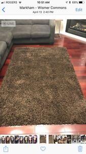 Shag rug for sale