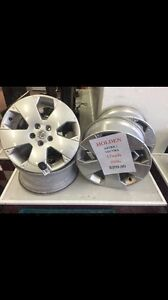 Holden Astra Vectra 17 Inch Rims!! Epping Whittlesea Area Preview