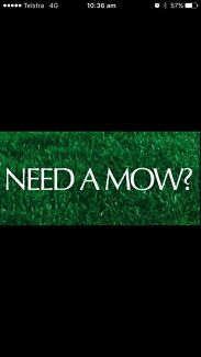 Mowing hedging snipping garden maintenance and rubbish removal