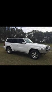 Nissan Patrol ST 2006 - Priced to sell!   Invermay Ballarat City Preview