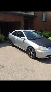 2002 Honda Civic Si Vtec