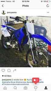 2003 YZ125 Race Bike Chinchilla Dalby Area Preview
