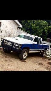 1996 silverado 4x4