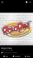 Roll with us @Rolopan Crepes