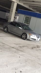 AS IS!!! 2008 SILVER ACURA TL - 180,000KM