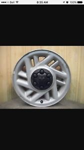 1990-1-2-3 dodge Dakota rims 250$/set