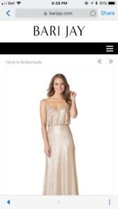 Grad or Bridesmaid Dress
