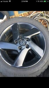 Mazda 3 winter rims