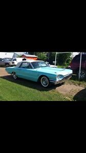 1965 Ford Thunderbird Convertible. Factory A/C car!