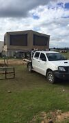 Custom ute camper Oldbury Serpentine Area Preview