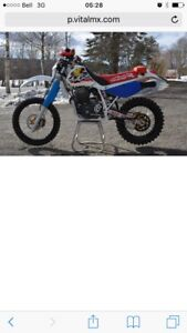 Wanted 90's Honda xr600r