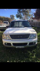 2002 Ford Explorer Limited SUV Glen Innes Glen Innes Area Preview