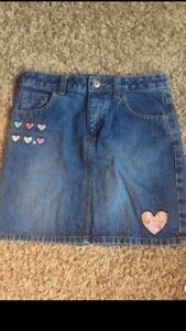 Lot of Girls Clothes. Size 6, 6/7