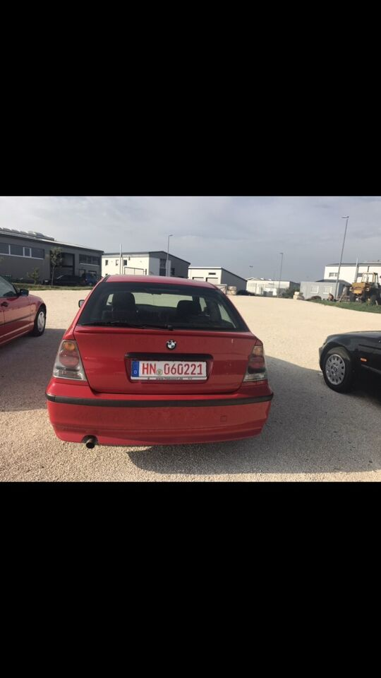 BMW E46 Kardanwelle mit Mittellage. Schlachtfest in Wuestenrot