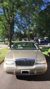 SOLD *** 2000 MERCURY GRAND MARQUIS LS ULTIMATE EDITION MODEL