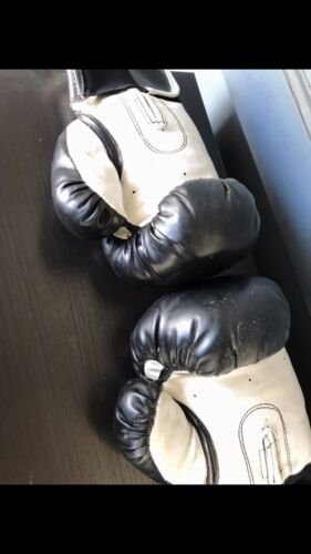 EVERLAST BOXING GLOVES 12 Ounce Preowned See Pics - $21.99