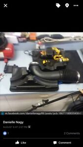 Brand New Air Intake Assembly