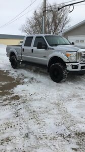 2011 Ford F-250 Super duty Diesel