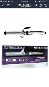 Rusk 1 1/4 inch curling iron